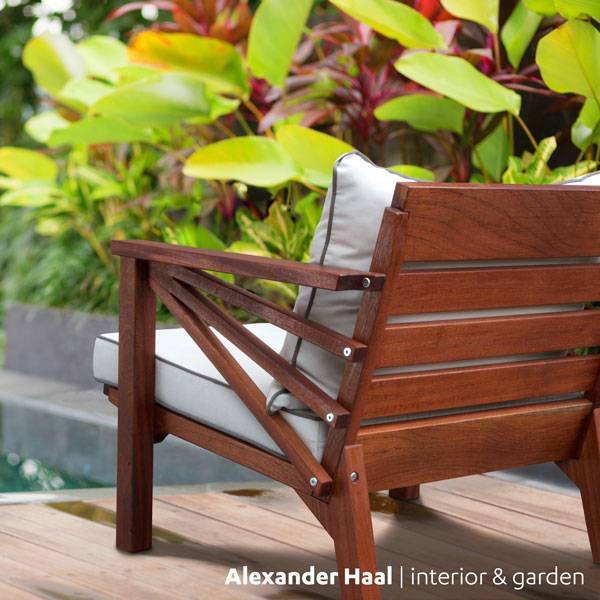 tuinstoel ontwerp van Alexander Haal